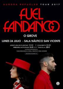 Fuel Fandango OGrove 24 Julio 2017